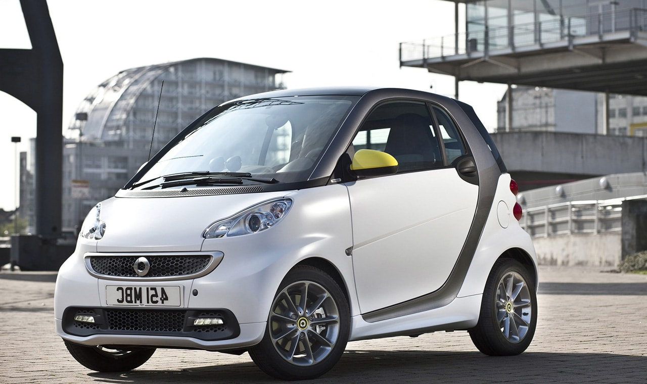 car hire in rhodes - smart