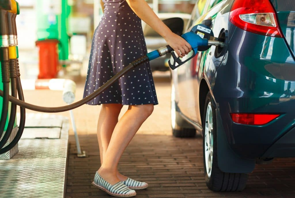 Fuel up before returing your rental car