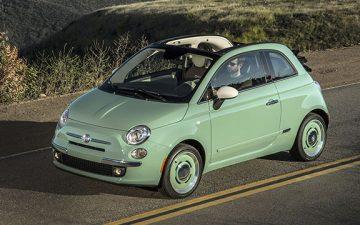 Fiat Fiat 500 Cabrio