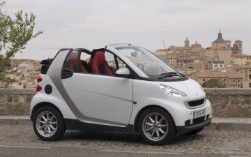 Smart ForTwo Cabrio